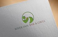 River Inn Bar & Grill Logo - Entry #12