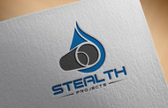 Stealth Projects Logo - Entry #42