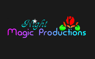 Night Magic Productions Logo - Entry #46