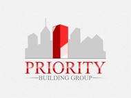 Priority Building Group Logo - Entry #139