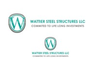Wattier Steel Structures LLC. Logo - Entry #73