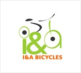 i & a Bicycles Logo - Entry #57