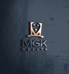 MGK Wealth Logo - Entry #165