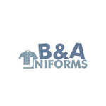 B&A Uniforms Logo - Entry #106