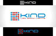 Kind LED Grow Lights Logo - Entry #16