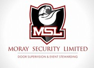 Moray security limited Logo - Entry #16