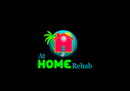 At Home Rehab Logo - Entry #58