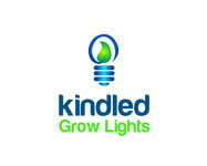 Kind LED Grow Lights Logo - Entry #8