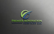 Premier Renovation Services LLC Logo - Entry #149