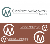 Cabinet Makeovers & More Logo - Entry #40