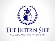 The Intern Ship  Logo - Entry #37