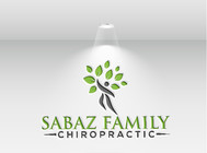 Sabaz Family Chiropractic or Sabaz Chiropractic Logo - Entry #191