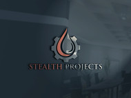 Stealth Projects Logo - Entry #287