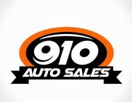 910 Auto Sales Logo - Entry #98