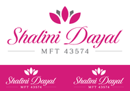 Shalini Dayal, MFT 43574 Logo - Entry #104