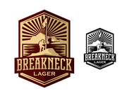 Breakneck Lager Logo - Entry #45