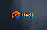 Tier 1 Products Logo - Entry #35