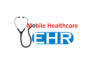 Mobile Healthcare EHR Logo - Entry #129