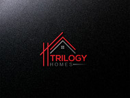 TRILOGY HOMES Logo - Entry #87