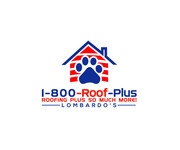 1-800-Roof-Plus Logo - Entry #135