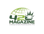 420 Magazine Logo Contest - Entry #25
