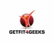 GET FIT 4 GEEKS Logo - Entry #17