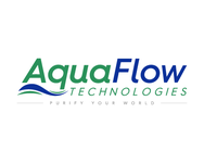 AquaFlow Technologies Logo - Entry #57