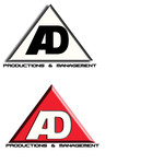 Corporate Logo Design 'AD Productions & Management' - Entry #64