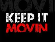 Keep It Movin Logo - Entry #315