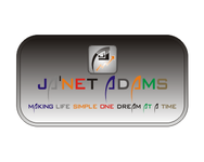 Ja'Net Adams  Logo - Entry #98