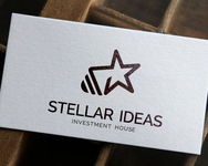 Stellar Ideas Logo - Entry #121