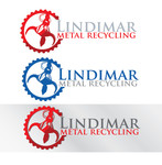 Lindimar Metal Recycling Logo - Entry #342