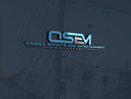 Omega Sports and Entertainment Management (OSEM) Logo - Entry #81