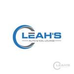 Leah's auto & nail lounge Logo - Entry #168