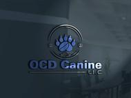 OCD Canine LLC Logo - Entry #301