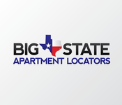 Big State Apartment Locators Logo - Entry #8