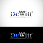 """DeWitt Insurance Agency"" or just ""DeWitt"" Logo - Entry #91"