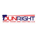 Dun Right Spray Foam and Coating LLC Logo - Entry #62