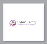 Cyber Certify Logo - Entry #5