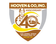 Hooven & Co, Inc. Logo - Entry #29