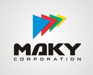 MAKY Corporation  Logo - Entry #100