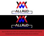 ALLRED WEALTH MANAGEMENT Logo - Entry #758