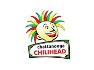 Chattanooga Chilihead Logo - Entry #156