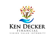 Ken Decker Financial Logo - Entry #183