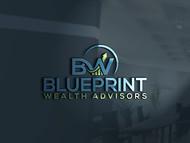 Blueprint Wealth Advisors Logo - Entry #145