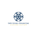 Life Goals Financial Logo - Entry #95