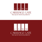 Carriage Gate Wealth Management Logo - Entry #9
