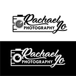Rachael Jo Photography Logo - Entry #172