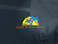 coast to coast canvas Logo - Entry #120