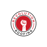 Revolution Roofing Logo - Entry #541